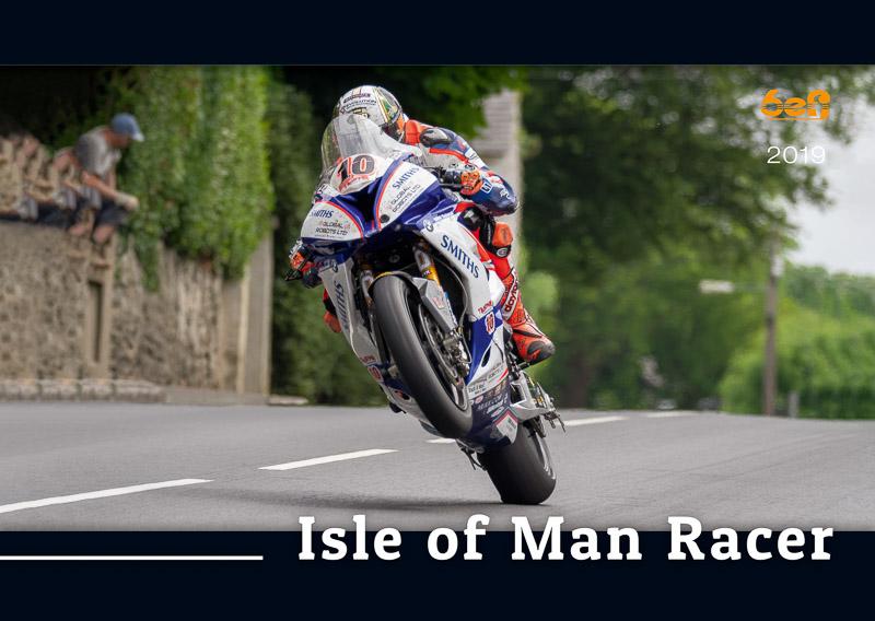 Wandkalender 2019 | Isle of Man Racer | Premium Kalender im Grossformat