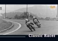 Motorradkalender 2019-Classic Racer- Premiumkalender im Großformat